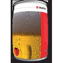 un fût de bière offert