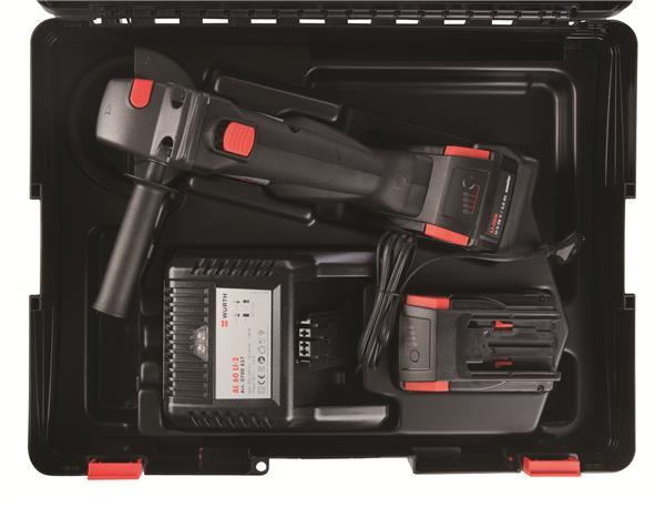 meuleuse dangle batterie li ion 28 v ews 28 a. Black Bedroom Furniture Sets. Home Design Ideas