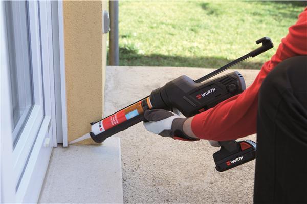 pistolet mastic colles batterie li ion 18 v akp 18 310. Black Bedroom Furniture Sets. Home Design Ideas