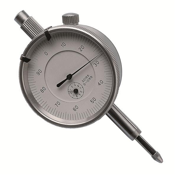 Comparateur m canique cadran au 1 100 de mm for Comparateur de comparateur hotel