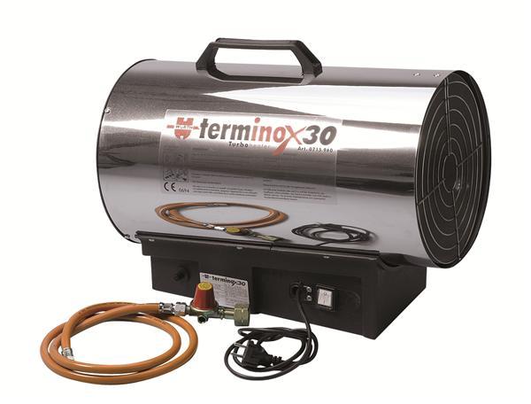 g n rateur dair chaud portable gaz terminox 30. Black Bedroom Furniture Sets. Home Design Ideas
