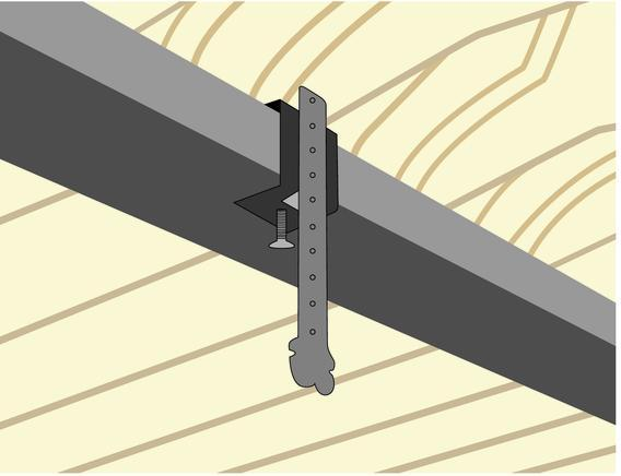 suspente hourdis all g s. Black Bedroom Furniture Sets. Home Design Ideas