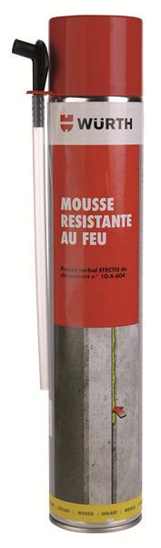 Mousse r sistante au feu - Mousse polyurethane coupe feu ...
