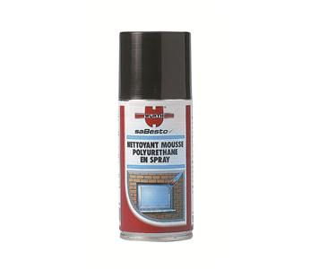 nettoyant mousse polyur thane en spray. Black Bedroom Furniture Sets. Home Design Ideas