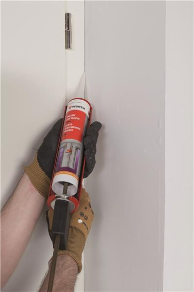 Mastic acrylique - Joint acrylique a peindre ...