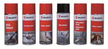 Spray de protection anti corrosive des m taux - Soudure a froid alu ...