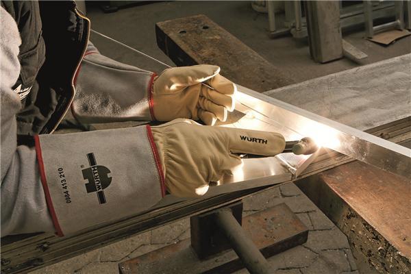 gants de soudeur welder tig. Black Bedroom Furniture Sets. Home Design Ideas
