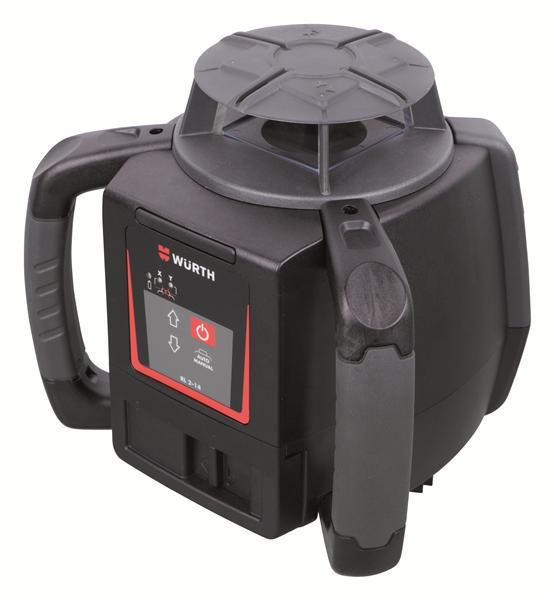 Laser rotatif automatique rl 2 14 for Niveau laser exterieur occasion